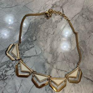 The Limited White Stone Necklace